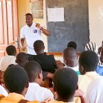 "Rotary Club Accra-Legon Marks ""Career Day"" With Aplaku M /A 2 Basic School"