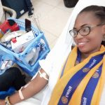 Rotary Club Accra-Legon Holds Blood Donation Exercise And Free Medical, Optical And Dental Screening At UPSA Clinic